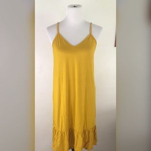 Agnes and Dora sunflower slip dress